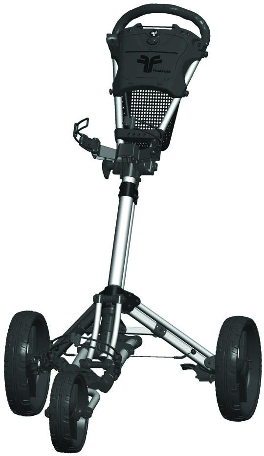 FastFold Fastfold Trike 2.0 Silver/Black