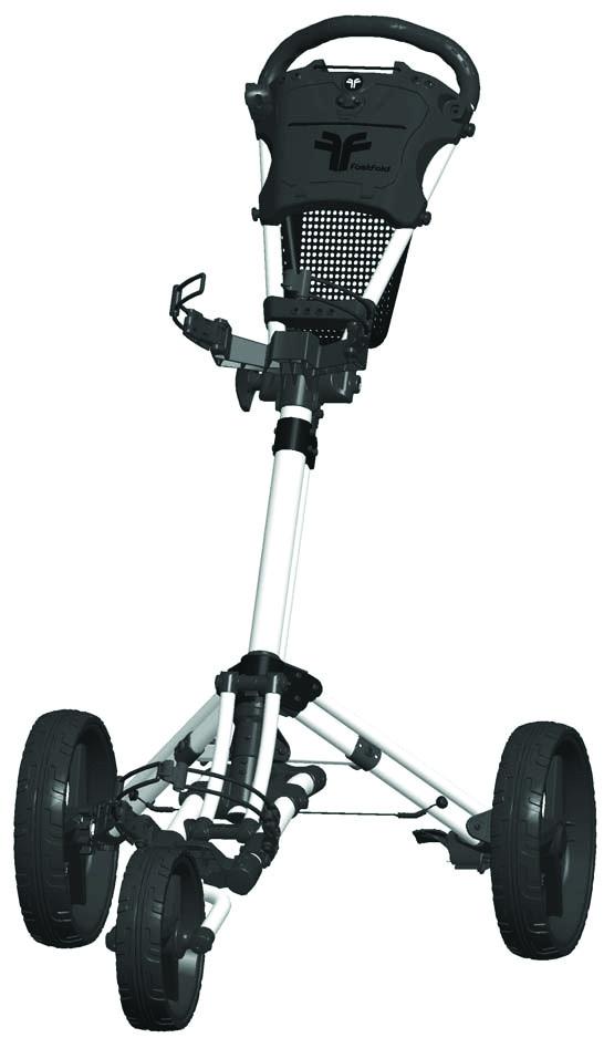 FastFold Fastfold Trike 2.0 Wit/Zwart