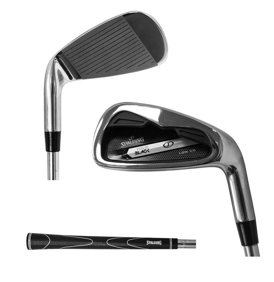 Spalding Spalding True Black 14-Piece Graphite Standard Golfset - Right Handed Men