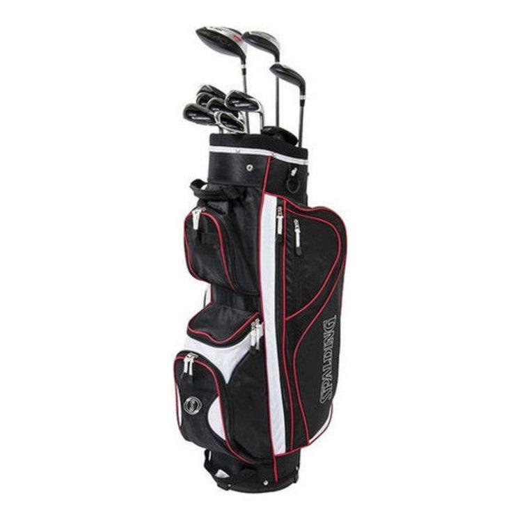 Spalding Spalding True Black 14-Piece  Graphite Standard Golfset - Right Handed Ladies