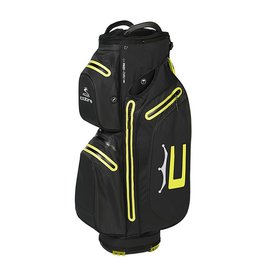 Cobra Cobra Ultradry Pro Cart Bag Navy Black/Yellow