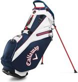 Callaway Callaway Fairway 14 Stand Bag Blauw Wit