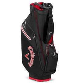 Callaway Callaway Org 7 Cart Bag Black Red