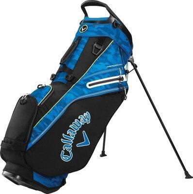 Callaway Callaway Fairway 14 Stand Bag Camo Blauw