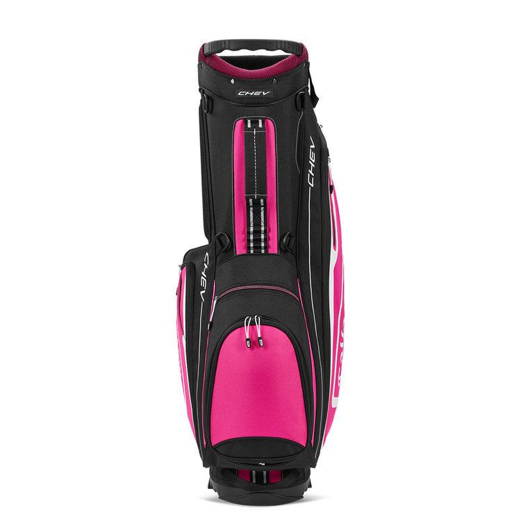 Callaway Callaway Chev Stand Bag Zwart Roze