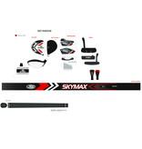 Skymax Skymax S1 Complete Heren Golfset Heren Rechtshandig met Stalen Shafts + 1 Inch