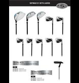 Skymax Skymax S1 Complete Dames Golfset Rechtshandig met Graphite Shafts
