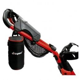 Clicgear 4.0 Golftrolley Red