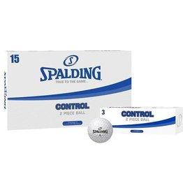 Spalding Spalding Golf Control 2-piece, 15 stuks