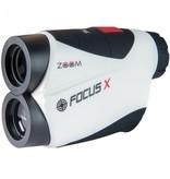 Zoom Zoom Focus X Golf Afstandsmeter Wit