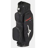 Mizuno Mizuno BR-DRI Waterproof Cart Bag Black/Silver