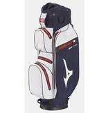 Mizuno Mizuno BR-DRI Waterproof Cart Bag Navy/White