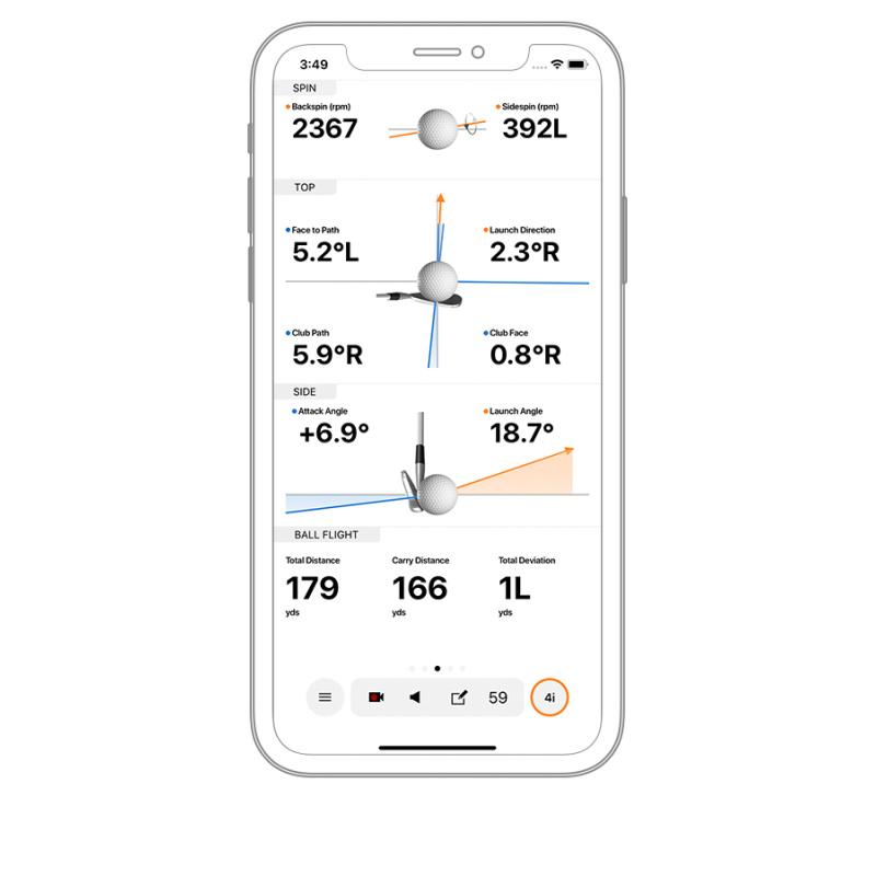 Garmin Garmin R10 Launch Monitor