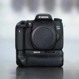 Canon Canon EOS 760D + grip nr. 3392