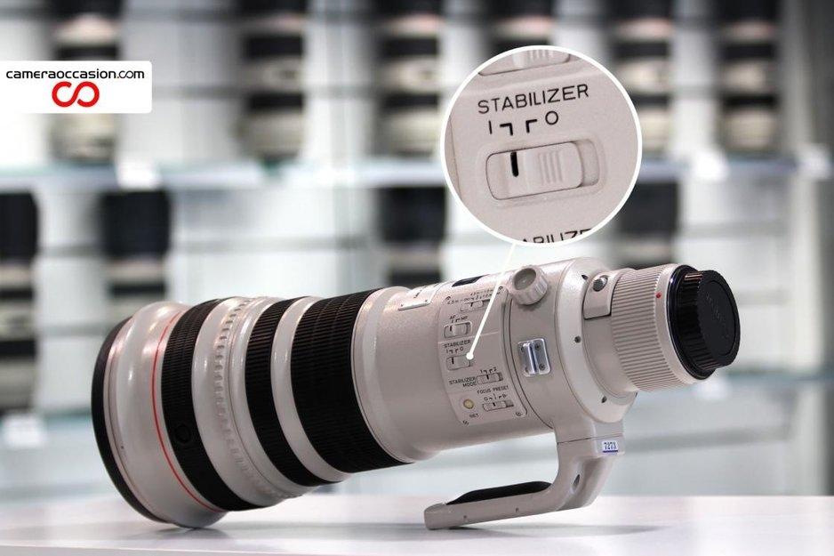 Wat is Beeldstabilisatie en wat doet een stabilisator in een lens?