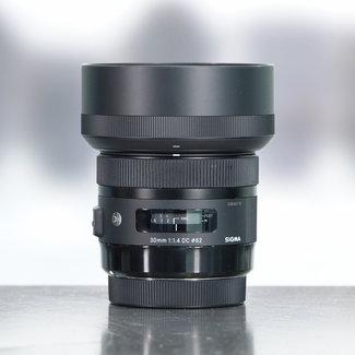SIGMA Sigma 30mm 1.4 DC HSM Art (Canon)