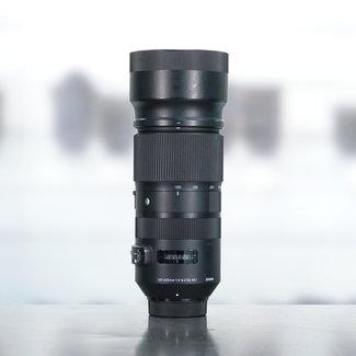 SIGMA SIGMA 100-400mm DG OS HSM Con. (Nikon) nr. 3374