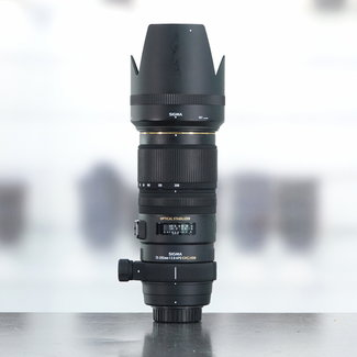 SIGMA Sigma 70-200mm 2.8 APO DG HSM (Nikon) nr. 3495