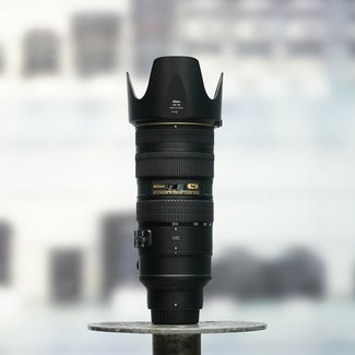 Nikon Nikon 70-200mm 2.8 G IF-ED N VRII AF-S nr. 3786
