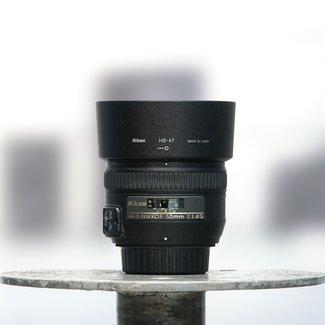 Nikon Nikon 50mm 1.4 G AF-S