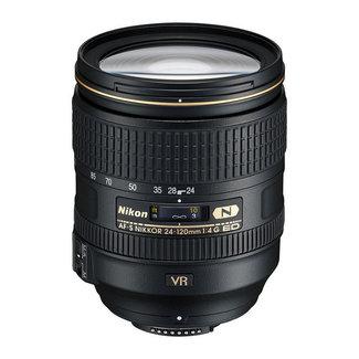 Nikon Nikon 24-120mm 4.0 G ED VR N AF-S
