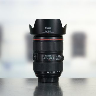 Canon Canon 24-105mm 4.0 L IS USM EF II