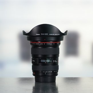 Canon Canon 17-40mm 4.0 L USM EF