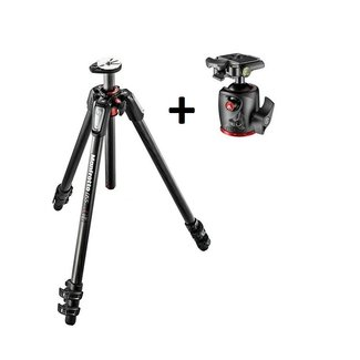 Manfrotto Manfrotto MT055CXPRO3 + MHXPRO-BHQ2 nr. 3156