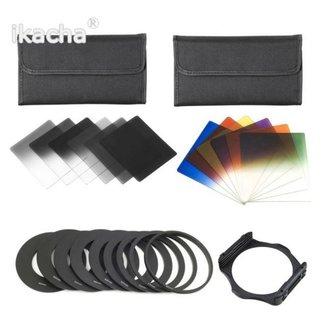 Overig Filterset Grijsverloop-, ND en kleurverloopfilters