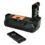 Jupio Batterygrip voor Canon EOS 5D Mark IV (BG-E20)