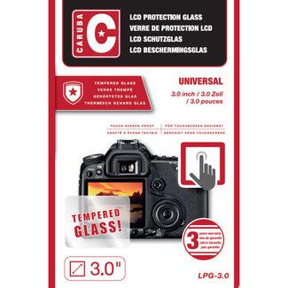 "Caruba Caruba LCD Optical Glass Protector 3,0"" (2 stuks)"