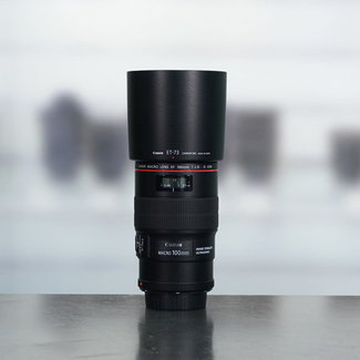 Canon Canon 100mm 2.8 L IS USM Macro EF nr. 3776