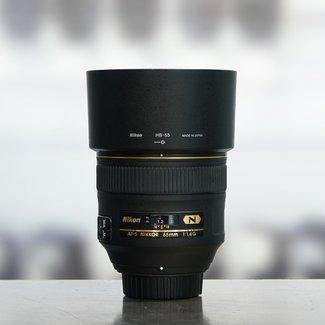 Nikon Nikon 85mm 1.4 G N AF-S nr. 3849