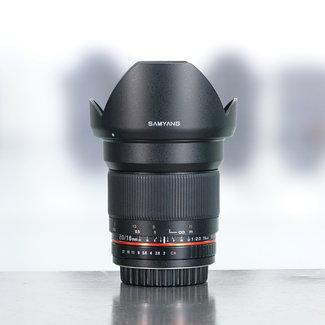 Samyang Samyang 16mm 2.0 ED AS UMC CS (Canon) nr. 3565