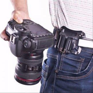 Overig Quick Release Camera Riemhouder / Camera Holster / Camera Belt Button