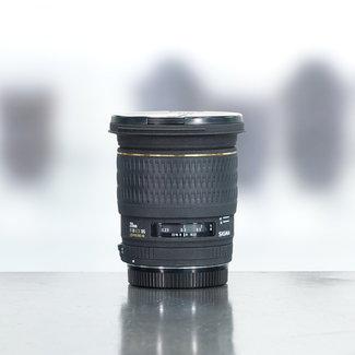 SIGMA Sigma 20mm 1.8 EX DG ASP (Canon) nr. 3732