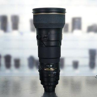 Nikon NIKON 400MM 2.8 G AF-S ED VR II  nr. 3733