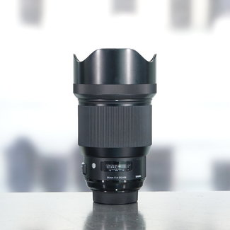 SIGMA Sigma 85mm 1.4 DG HSM Art (Nikon) nr. 3742