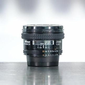 Nikon Nikon 20mm 2.8 D AF nr. 3794