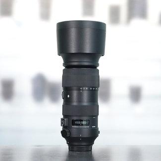 Canon Sigma 60-600mm 4.5-6.3 Sports (Canon) nr. 4134