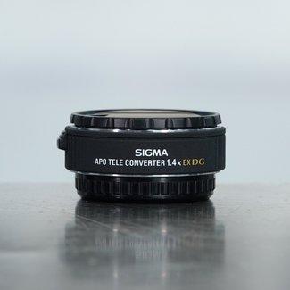 SIGMA Sigma 1.4x EX DG APO TC (Nikon) nr. 4141