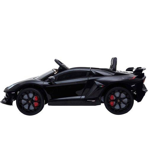 Lamborghini Lamborghini Aventador SVJ 12V Children Car Black