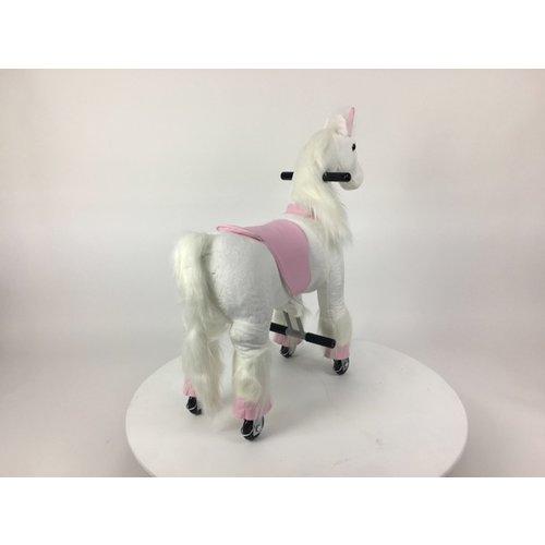 Rollzone MY PONY, eenhoorn rijdend speelgoed (medium)