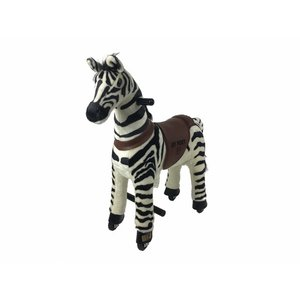 Rollzone MY PONY rijdend speelgoed, zebra (klein)