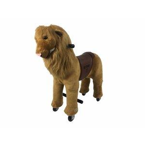 Rollzone MY PONY rijdend speelgoed leeuw (medium)