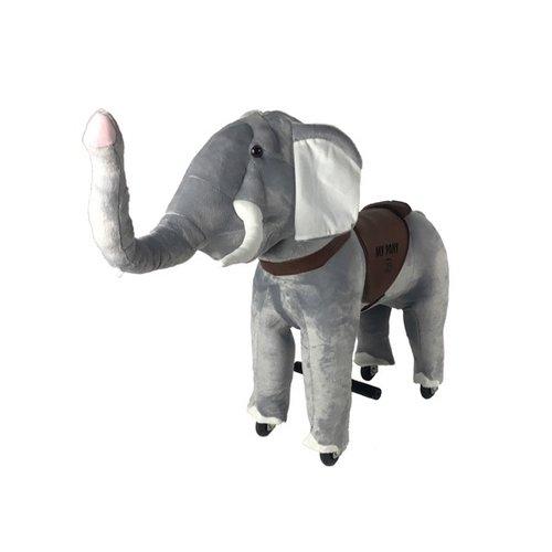 Rollzone MY PONY, olifant rijdend speelgoed (klein)