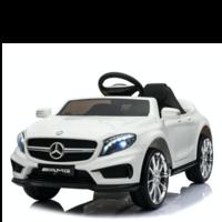 Mercedes GLA45 AMG 12V Children Car White