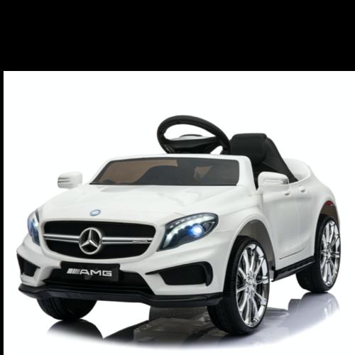 Mercedes Mercedes GLA45 AMG 12V Children Car White