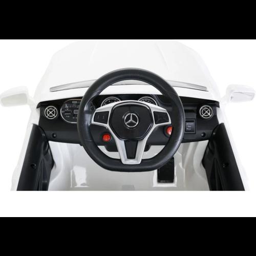 Mercedes Mercedes GLA45 AMG 12V Kinderauto Wit