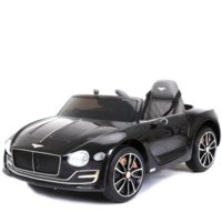 Bentley EXP 12V Children Car Black
